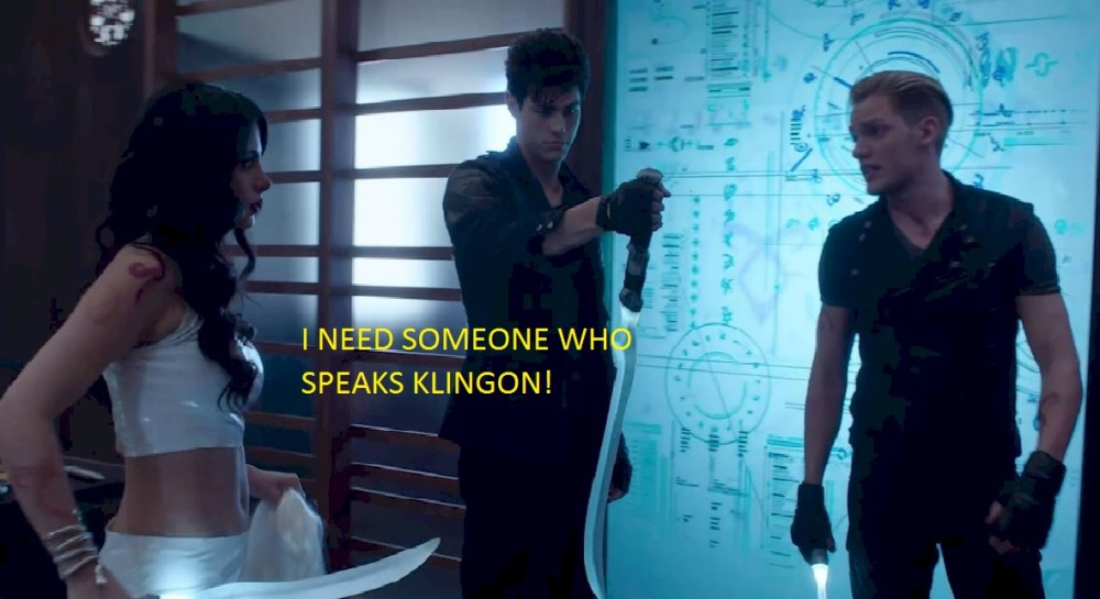 Klingon meme
