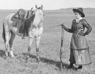 west woman
