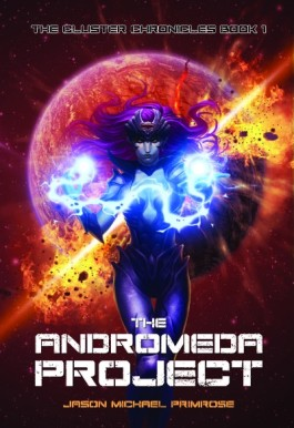 Andromena Project Cover
