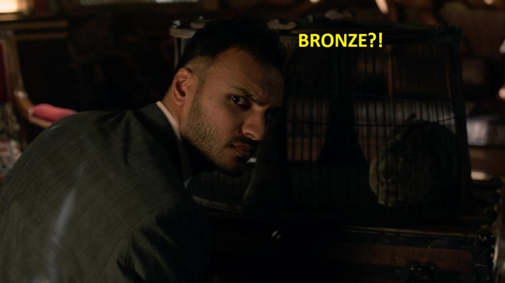 BRONZE MEME