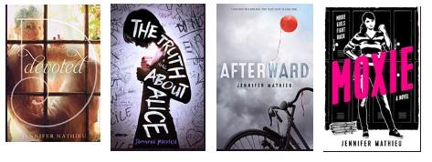 more books by jen M